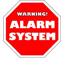 Image of Secure your windows with an alarm system - Husser Window Cleaning