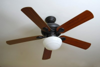 Reverse Fan Direction to Keep House Warm - Husser Window Cleaning