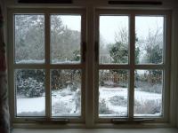 Clean Winter Windows - Husser Window Cleaning